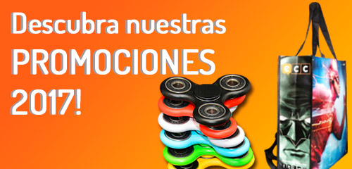 RG REGALOS publicitarios de empresa Barcelona -Banner promocións 2107