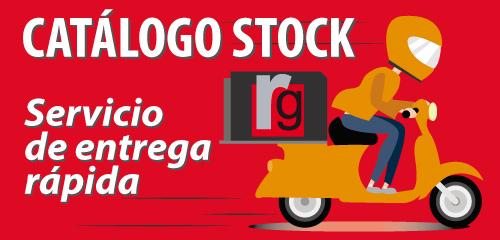 Banner Catálogo stock - RG regalos publicitarios
