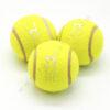 Balones publicitarios personalizados tenis - RG regalos publicitarios