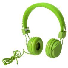 Auriculares Colores verde - RGregalos publicitarios