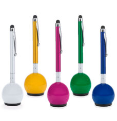 Bolígrafo puntero limpia pantallas - RGregalos