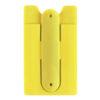Funda multiusos para móvil amarilla - RGregalos publicitarios