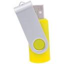 Memoria USB 4 GB amarillo - RGregalos