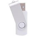 Memoria USB 4 GB blanco - RGregalos