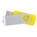 Memoria USB 8 GB amarillo - RGregalos