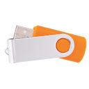 Memoria USB 8 GB naranja - RGregalos