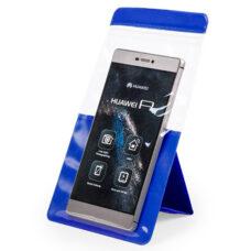 Portatodo PVC móvil azul RGregalos