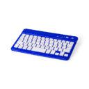 Teclado inalámbrico colores azul - RGregalos publicitarios