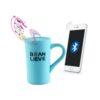 Altavoz formas personalizadas taza azul - RG regalos