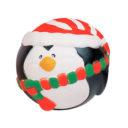 Bola-navidad-pinguino antiestrés publicitario - RGregalos
