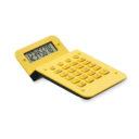 Calculadora sobremesa amarilla Rgregalos