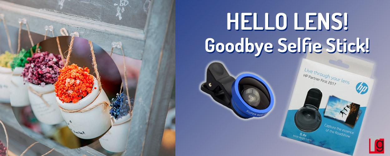 Slider Home Lens