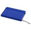 Bloc notas polipiel azul RGregalos