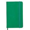 Bloc notas polipiel verde RGregalos