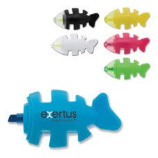 Marcador fish colores - RGregalos
