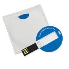 Memoria USB redonda 8GB RGregalos