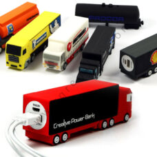 POWER BANK FORMA DE CAMION 2