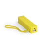 Power bank 2000 mah amarillo RGregalos