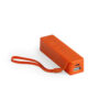 Power bank 2000 mah naranja RGregalos
