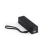 Power bank 2000 mah negro RGregalos