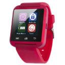 Reloj inteligente pantalla LCD 1,44 rojo RGregalos
