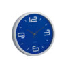 Reloj pared minimalist azul Rgregalos