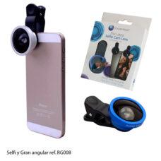 Selfie y gran angular RG 008 RGregalos