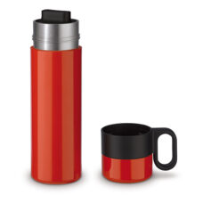 Termo doble capa 500 ml rojo - RGregalos