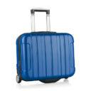 Trolley ABS rígido azul - RGregalos