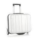 Trolley ABS rígido blanca - RGregalos