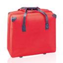 Trolley para portátil apto cabina rojo - RGregalos