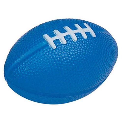 antiestrés pelota rugby azul RGregalos