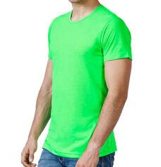 Camiseta 100% algodón colores flúor - RGregalos