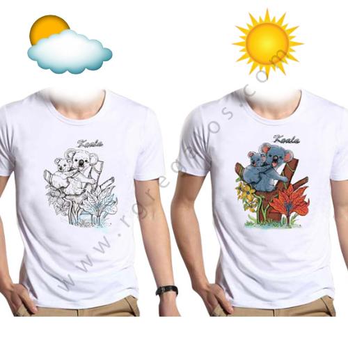Camiseta mágica - RGregalos