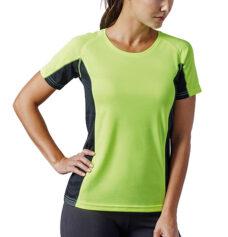 Camiseta técnica combinada mujer - RGregalos