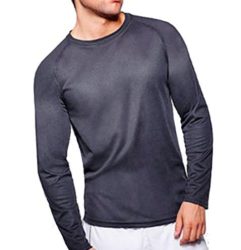 Camiseta técnica manga larga - RGregalos