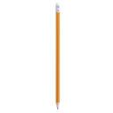 Lápiz madera clásico colores naranja - RGregalos
