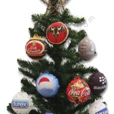 Publiairbag Bola Navidad - RGregalos