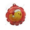 Publiairbag Bola Navidad ORDESA - RGregalos