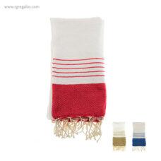 Pareo toalla sin rizo - RG regalos publicitarios