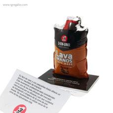 Publiairbag con flyer promocional personalizado - RG regalos publicitarios