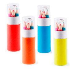 Set lápices colores 7 piezas - RGregalos