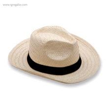 Sombrero de paja blanca - RG regalos publicitarios