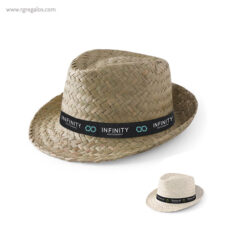 Sombrero de paja económico - RG regalos publicitarios