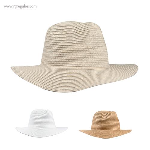 Sombrero de paja elástica - RG regalos publicitarios 5515f4876ff