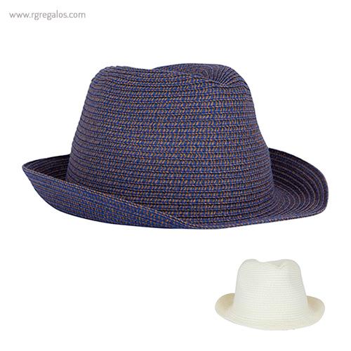 Sombrero de paja elástica colores - RG regalos publicitarios 924a573e306f
