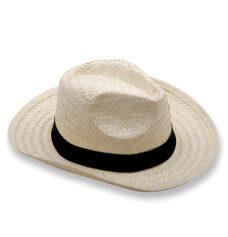 Sombrero paja blanca - RGregalos
