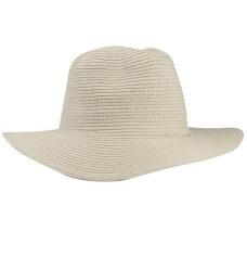 Sombrero paja elástica beige - RGregalos