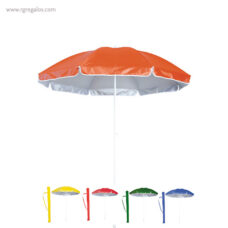 Sombrillaplaya protección rayos UV - RG regalos publicitarios