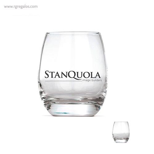 Vaso de cristal universal - RG regalos publicitarios (1)